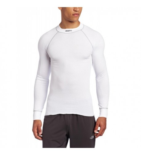 Craft Active Crewneck Sleeve White