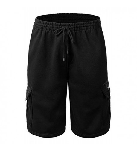 URBAN FLEECE CARGO SHORTS X LARGE