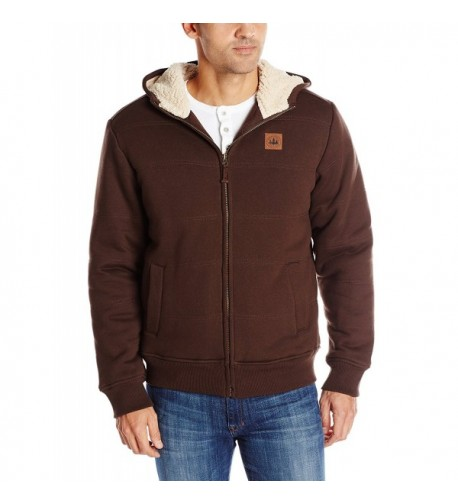 Field Stream Fleece Mahogany Heather