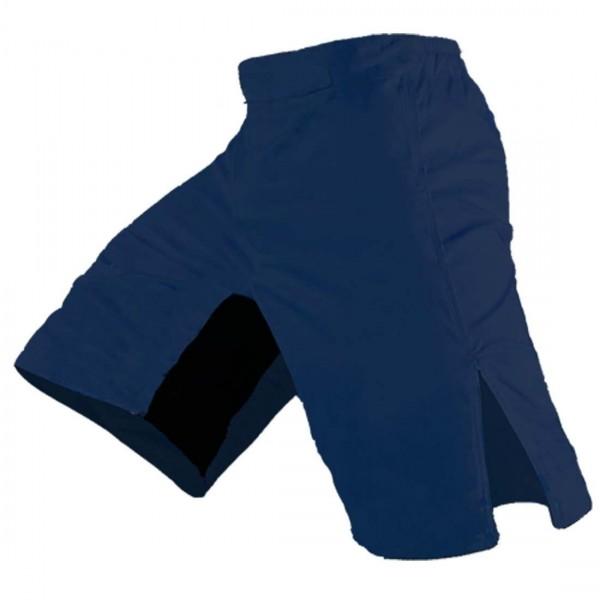 Blank MMA Shorts NAVY 30