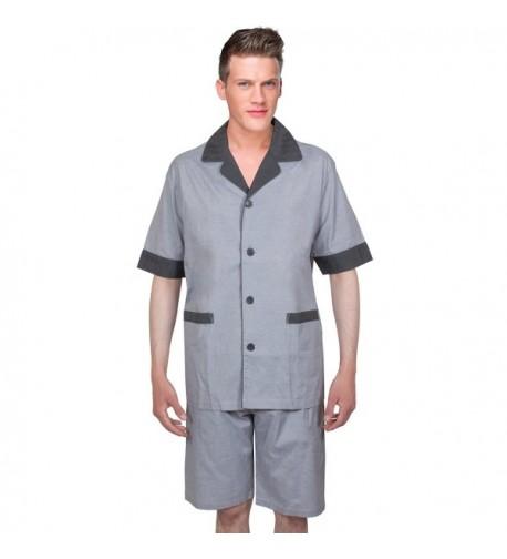 Benson Brown Short Sleepwear Loungewear