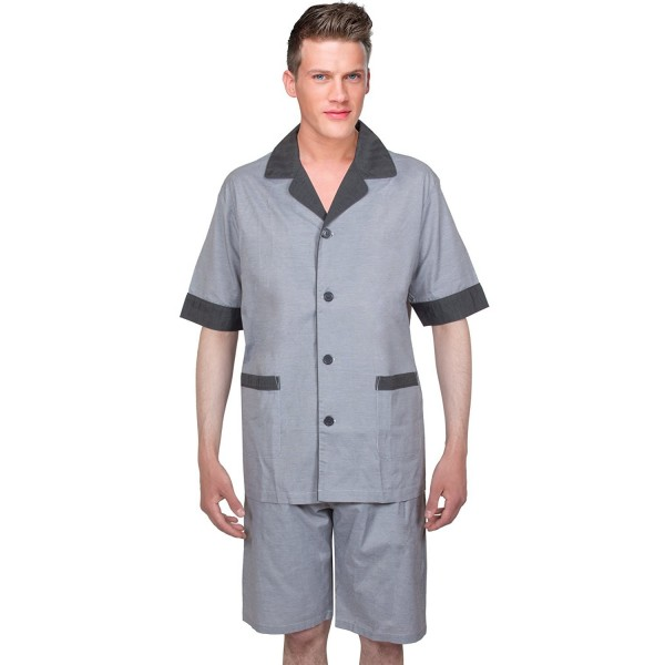 Benson Brown Short Sleepwear Loungewear