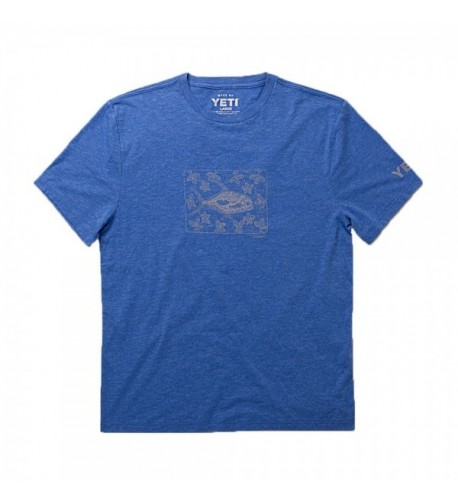 YETI Permit Mangroves T Shirt Heather