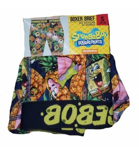 Spongebob Squarepants Boxer Briefs Large
