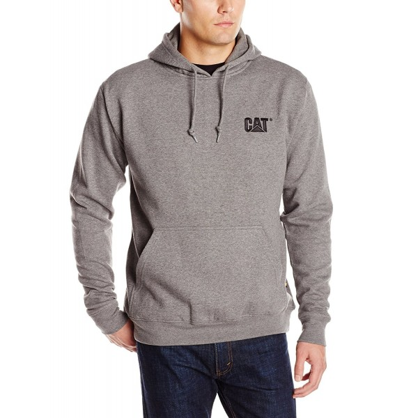 Caterpillar Trademark Thermal Sweatshirt Heather