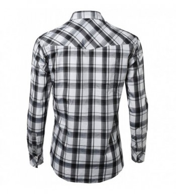 Designer Men's Casual Button-Down Shirts