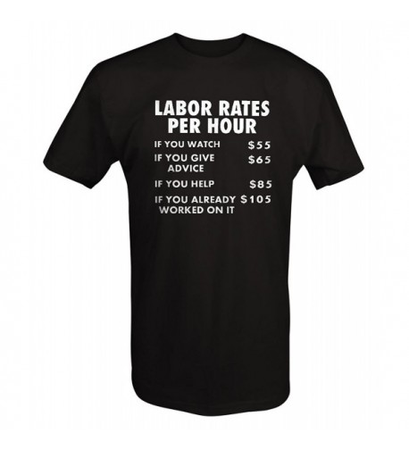 Mechanic Labor Rates Funny Hourly