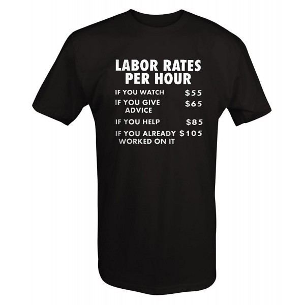 Mechanic Labor Rates Funny Hourly