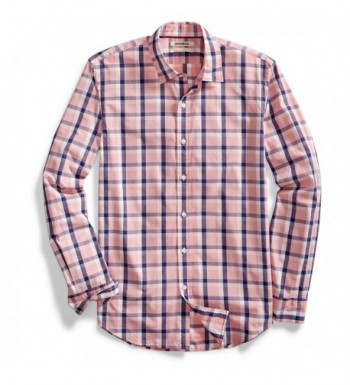 Goodthreads Standard Fit Long Sleeve Two Color Windowpane