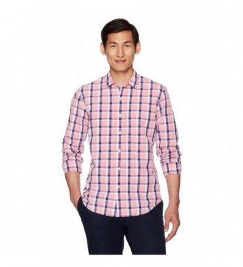 Men's Casual Button-Down Shirts