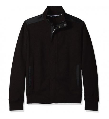 Nautica French Track Jacket Black