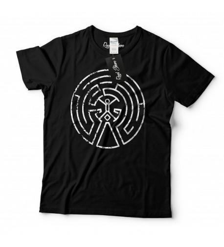 WestWorld Maze Shirt X Large Black