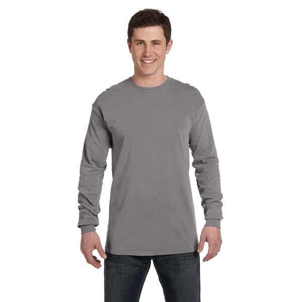 Comfort Colors Ringspun Garment Dyed Long Sleeve