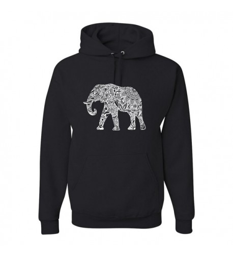 Casual Elephant Unisex Sweatshirt Fashion