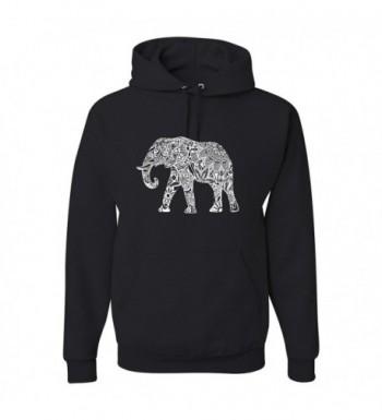 Casual Elephant Unisex Sweatshirt Fashion