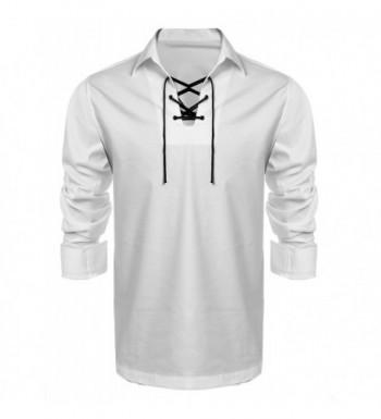 Sleeve Shirt Scottish Jacobite Ghillie