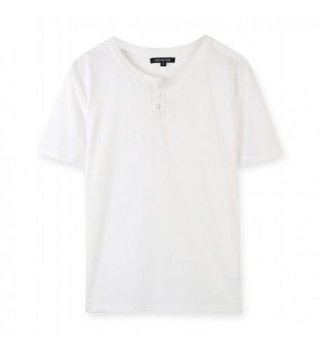 HETHCODE Casual Comfort Sleeve T Shirt