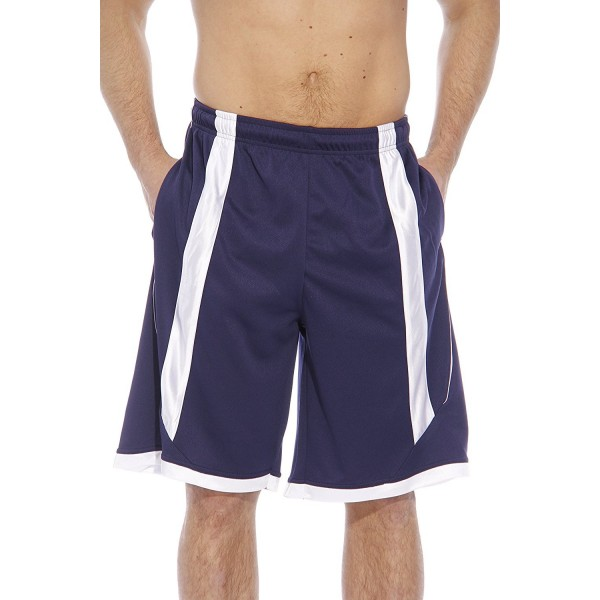 At Buzzer 77922 Navy XL Athletic Basketball