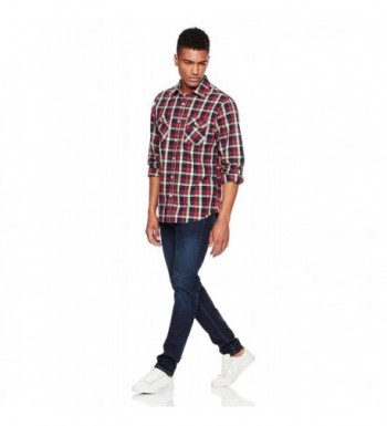 Cheap Men's Casual Button-Down Shirts Outlet