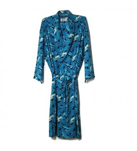 Hello Robes Mens Blue Sleepwear