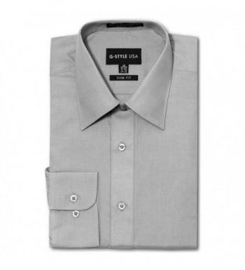 G Style USA Mens Dress Shirt