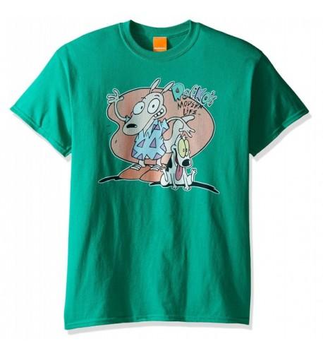 Nickelodeon Modern Rocko Spunky T Shirt