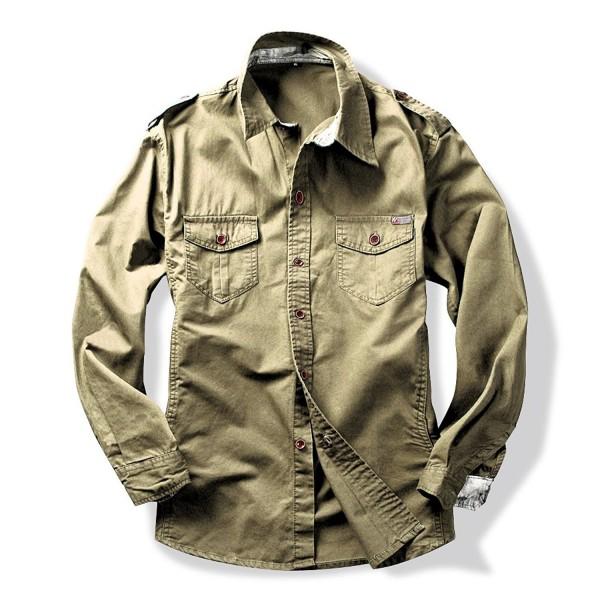 Mesinsefra Sleeve Military Style Tactical