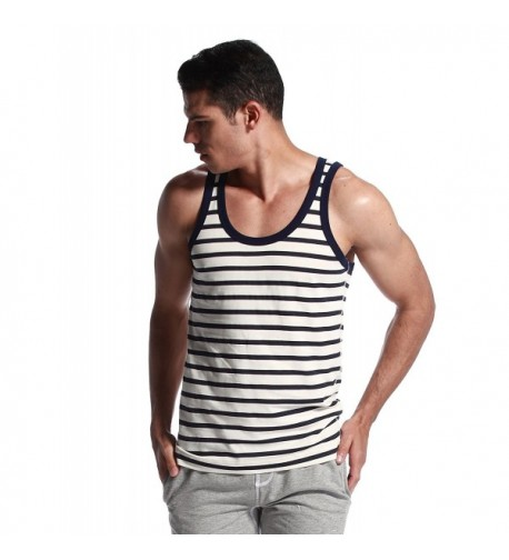 SEOBEAN Mens Sleeveless Vest T shirts
