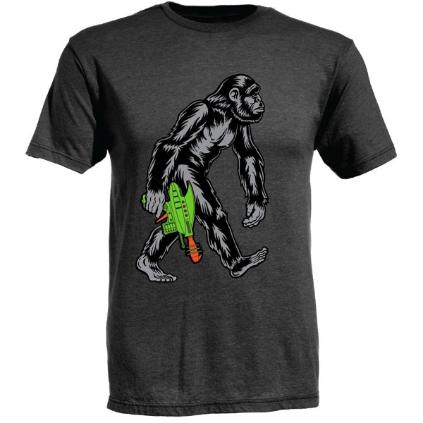 Ames Bros T Shirt Charcoal Heather