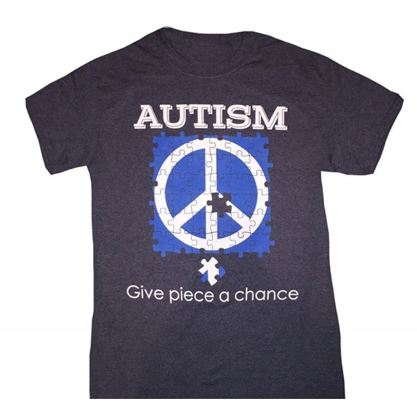 Autism Give Chance T Shirt Support Autism Awareness