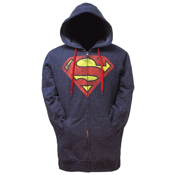 DC Comics Superman Graphic Zipper