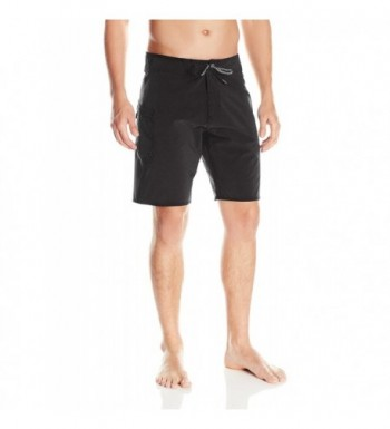 Volcom Solid Stretch Boardshort Black