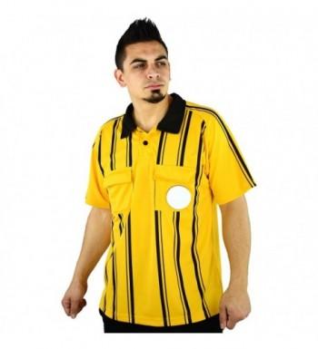 Soccer Referee Jersey Uniforms Mato