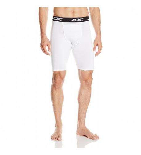 WSI Ultrajoc Slider Shorts White