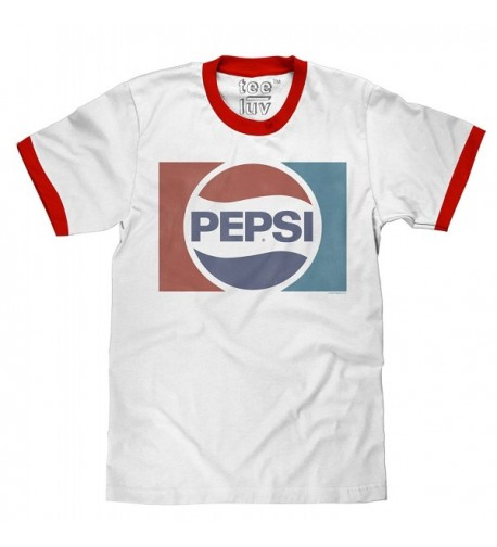 Tee Luv Pepsi T Shirt Classic