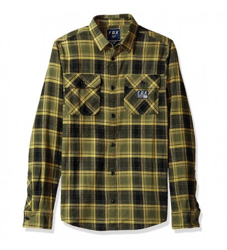 Fox Traildust Flannel Fatigue Small