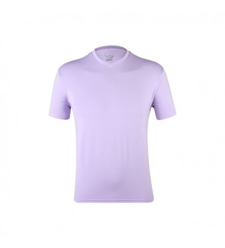 EAGEGOF Organic T Shirts Breathable Undershirts