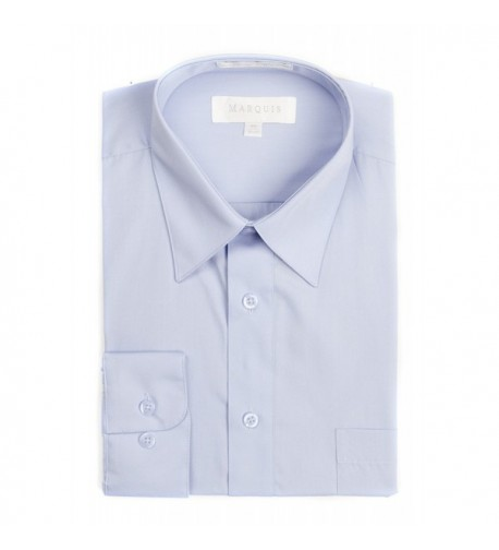 MARQUIS Basic Dress Shirt Sleeve