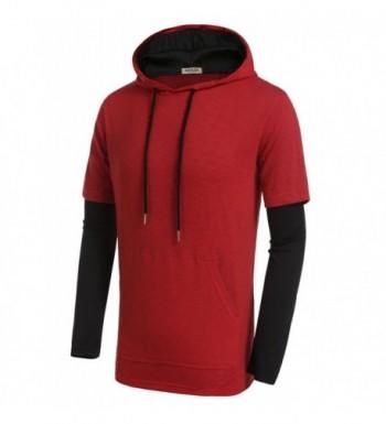 Fashion Men's Fashion Hoodies Clearance Sale