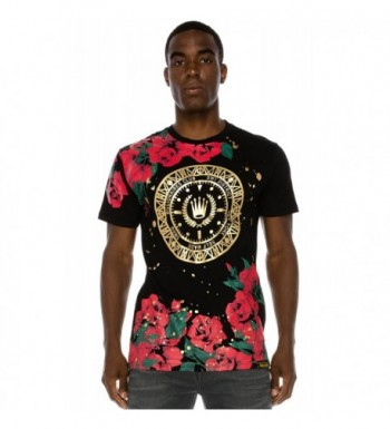 JC DISTRO Splatter BlackRed T Shirt