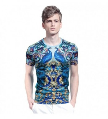 FANZHUAN Shirts Design Graphic Multicoloured