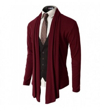 H2H Fashion Cardigan Shirring JNSK37