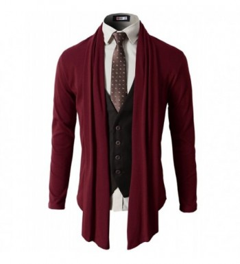 Fashion Men's Cardigan Sweaters Clearance Sale