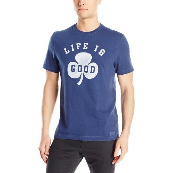 Life Good Crusher Shamrock 3X Large