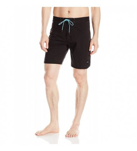 RVCA South Eastern Trunk Black