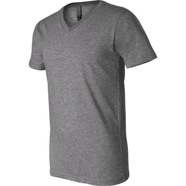 Canvas Delancey Sleeve T Shirt 3005