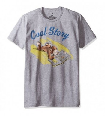 Curious George Verbiage Graphic T Shirt
