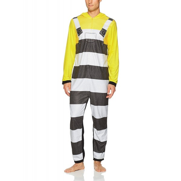 Universal Minions Union Striped Black