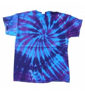 Rockin Cactus T Shirt Purple Turquoise Spider L