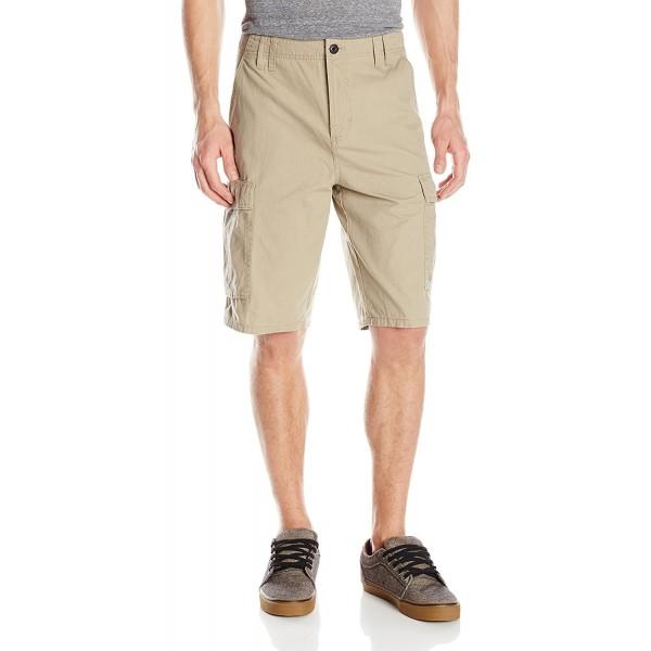 Element Mens Delta Shorts Khaki